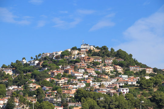 Holiday destination Santa Susanna, Catalonia - Spain