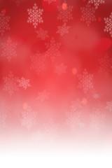 Christmas wallpaper pattern snow background backgrounds portrait format red card copyspace copy...
