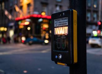 traffic light glasgow