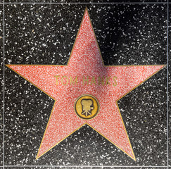 Tom Hanks star on Hollywood Walk of Fame