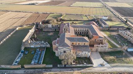 Santa MarÌa de Sandoval Monastery,