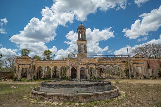 Abandoned Hacienda 03