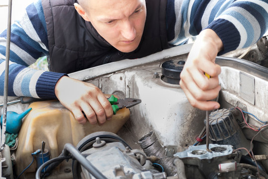 car carburetor repair