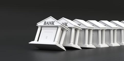 Bankenkrise - Bankencrash - Finanzkrise