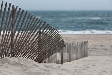 Broken Windscreen on Beach