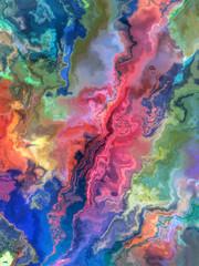 Digital oil painting