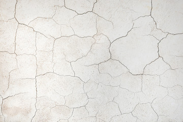 crack concrete wall or Cement wall background