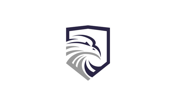 eagle security logo design inspirations