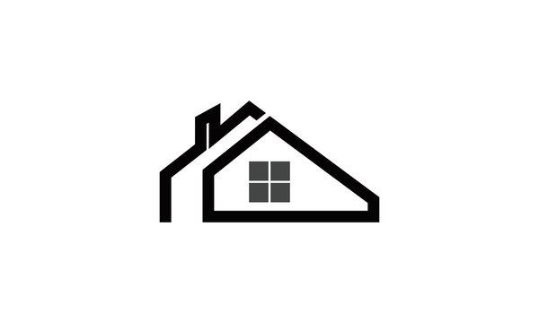 house icon simple logo