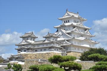 姫路城 Fototapete