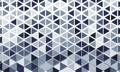 Foto op Canvas Geometrisch abstract geometric background