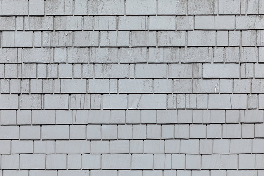 background of wooden shingles