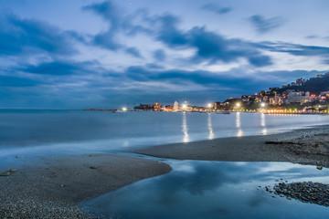 plaża i morze adriatyckie, Budva, Czarnogóra