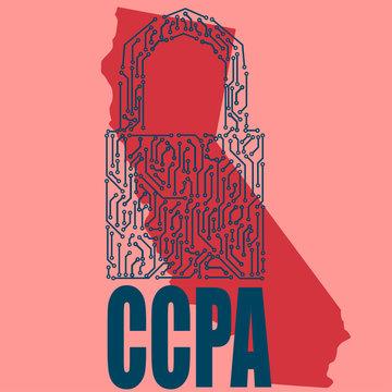 Act or CCPA symbol