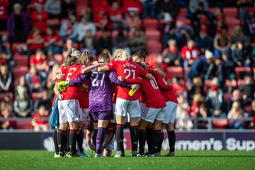 2019 Women Premier League Football Manchester United v Reading Oct 27th