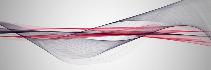 Acrylic Prints Abstract wave Grafik Hintergrund