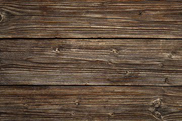 Wood old and rustic texture and dark background Wall mural