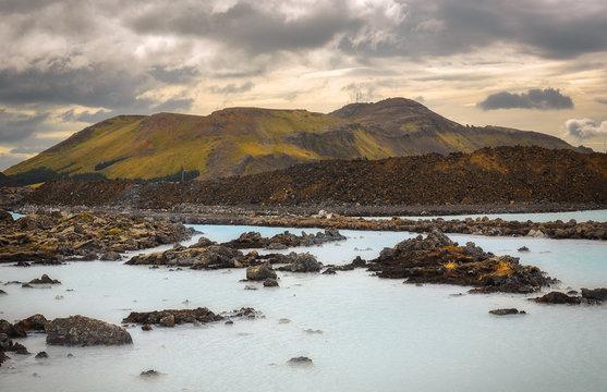 Soft Light at Blue Lagoon, Iceland