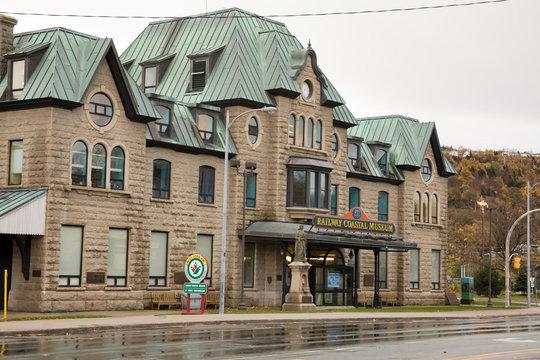 Railway Coastal Museum, St. Johns, Newfoundland, Canada