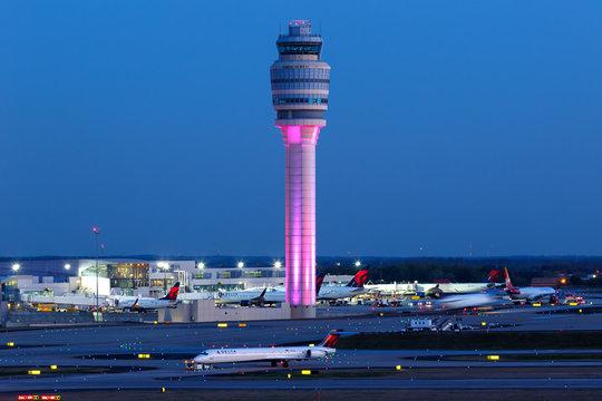 Atlanta Airport ATL Tower