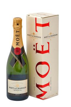 Moet & Chandon champagne, France