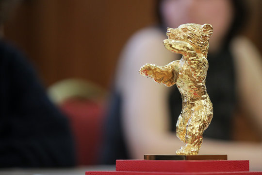 The Golden Bear, the highest prize awarded for the best film at the Berlin International Film Festival