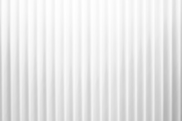 Pure white background with strip line pattern