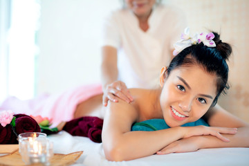 Thai massage and spa for healing and relaxation