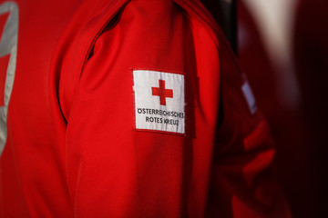 Details with the Austrian Red Cross