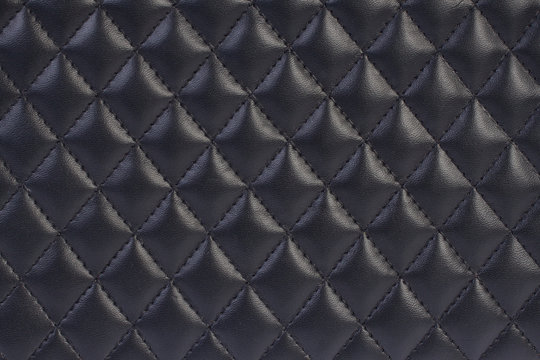 leather diamond texture background