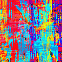Beautiful abstract graffiti spots illustration of grunge texture