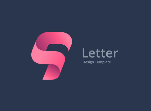Letter Q or number 9 logo icon design template elements
