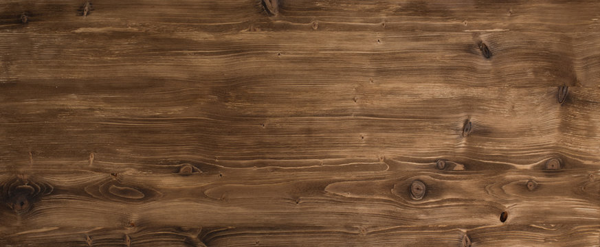Brown smooth wood surface