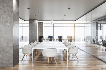 Fotomurales - Bright office interior