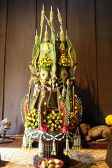 花飾り タイの伝統1