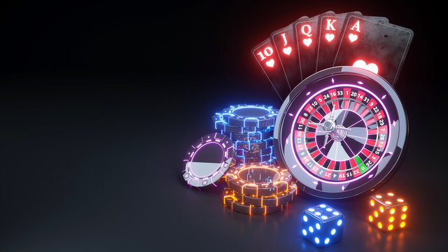 "51 BEST ""Neon Casino"" IMAGES, STOCK PHOTOS & VECTORS 
