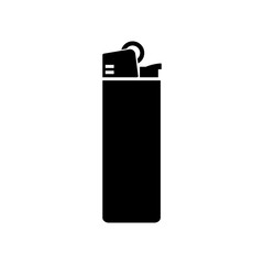 lighter sign on white background. lighter icon for web and app
