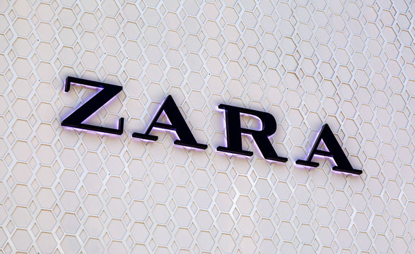 ZARA is a Spanish clothing and accessories retailer