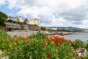 Port St Mary, Purt le Moirrey, Isle of Man, IOM, uk