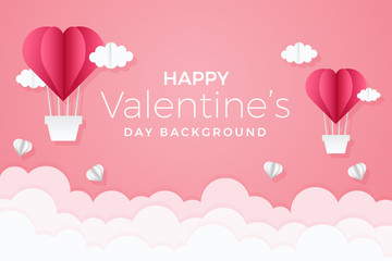 Happy Valentines Day Vector illustration.
