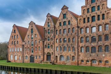 0180 Lübeck - Salzspeicher