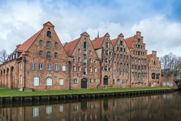 0189 Lübeck - Salzspeicher