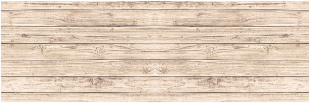 Old light  color wood wall for seamless wood background and texture.