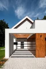 Amazing home entrance