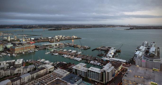 America's Cup ground 2021 - Hauraki Gulf New Zealand