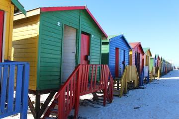 Staande foto Zuid Afrika Südafrika träumen am Kaap der guten Hoffnung