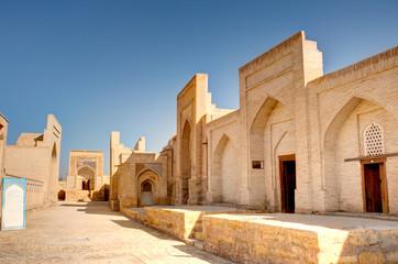 Fotorollo Altes Gebaude Chor Bakr Necropolis, Uzbekistan