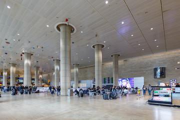 Tel Aviv Ben Gurion Airport TLV Terminal