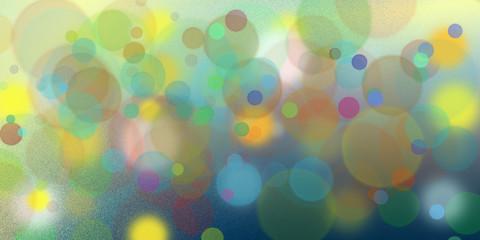 Sfondo astrattocon aloni  di luce multicolore  Fototapete
