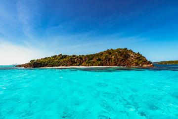 Baradal Island and Tobago cays